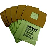 oreck bags buster b - Genuine Oreck XL Buster B Canister Vacuum Bags PKBB12DW Housekeeper Bag 6 Pack