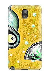 Note 3 Scratch-proof Protection Case Cover For Galaxy/ Hot Sci Fi Cartoon Phone Case