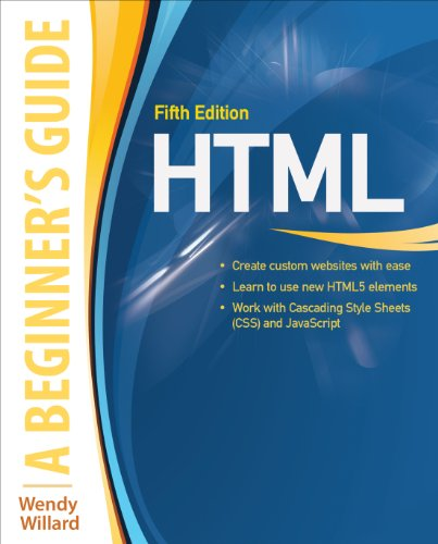 Download HTML: A Beginner's Guide, Fifth Edition: A Beginner's Guide Pdf