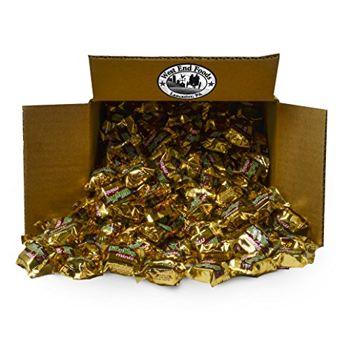 MilkyWay, Classic Chocolate Candy Bars (5 lbs) Bulk of Minis Snacks in a Bag for a Party, Buffet, Piñata, Halloween or Valentine Day Gift ()
