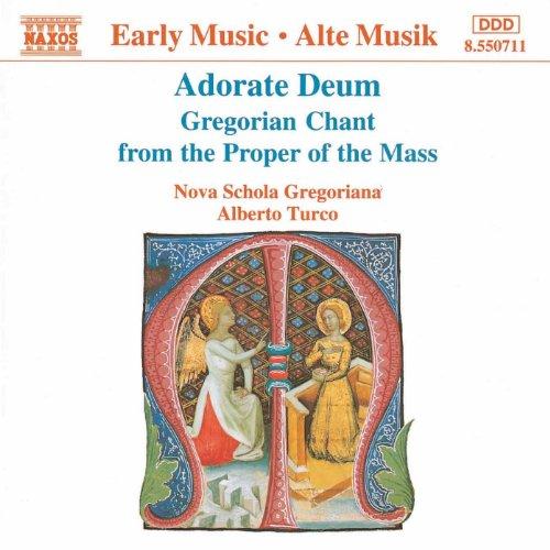 Adorate Deum / Gregorian Chant...