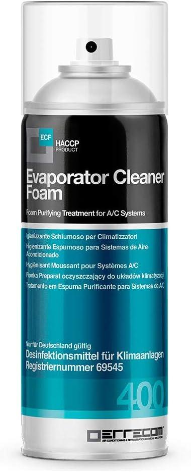 Evaporator Cleaner Foam, Limpiador Espumoso para Sistemas A/A (400 ...