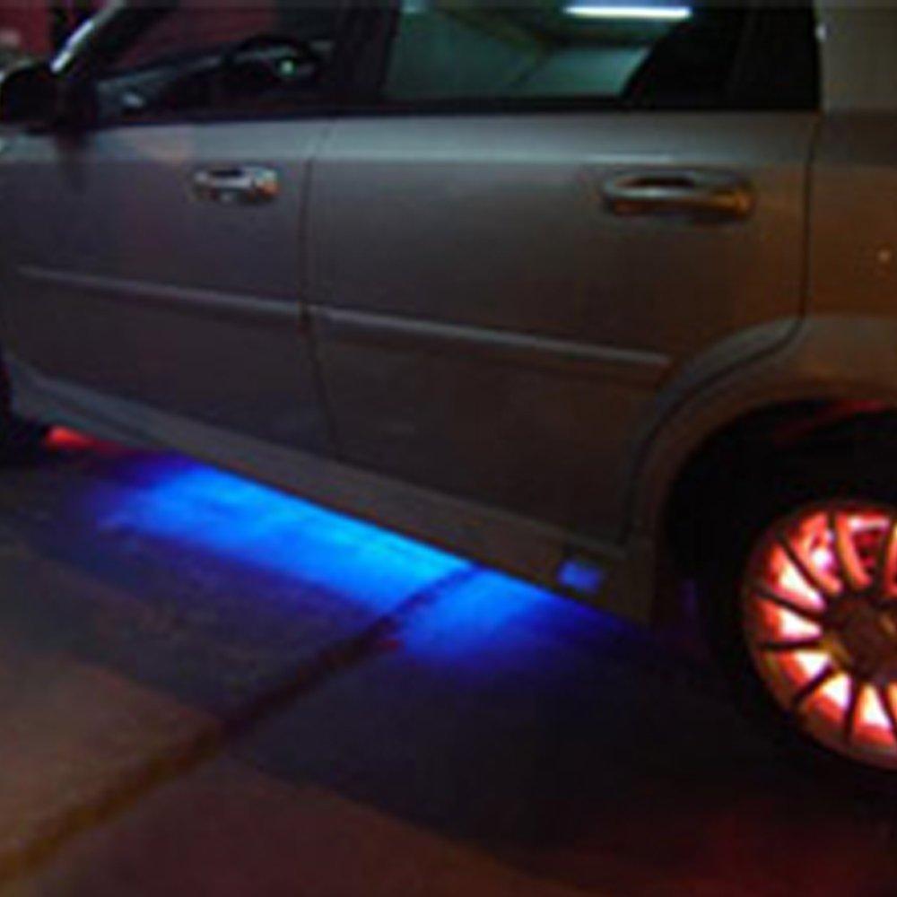Mintice/™ vert 12 30cm voiture v/éhicule Undercar Underbody N/éons CCFL Cathode froide /éclairage de la voiture