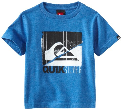 Quiksilver Little Boys' Everything Square Kids Tee
