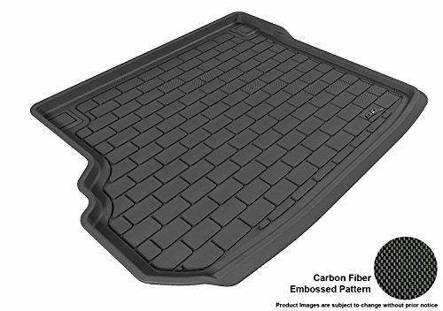 (3D MAXpider Cargo Custom Fit All-Weather Floor Mat for Select Mercedes-Benz GLK-Class Models - Kagu Rubber (Black))