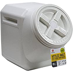 Vittles Vault Outback Stackable 60 lb Airtight Pet Food Storage Container