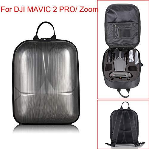 Rucan DJI Mavic 2 Pro/Zoom ハードシェル キャリー バックパック バッグ ケース 防水 耐衝撃