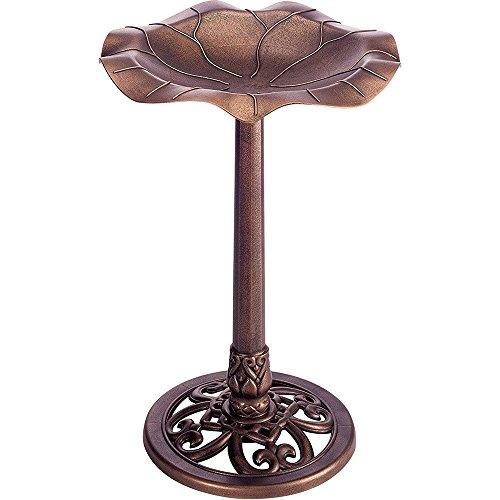 Gardman BA01282 Pedestal Antique Copper product image
