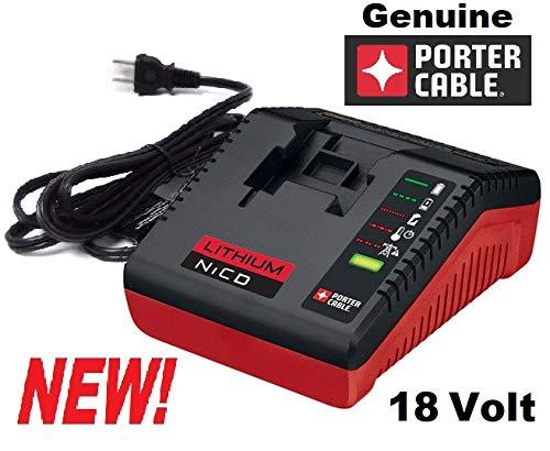 PORTER-CABLE PCXMVC - Multi Volt Li-On/NiCd 1 Hr Charger