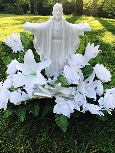Solar Light Angel Statue in US - 8
