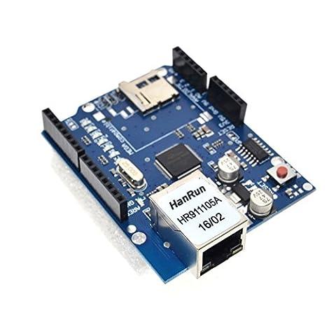 XO Ethernet Shield W5100 Development boardor For Arduino UNO Mega 2560 1280 328 UNR (Arduino Galileo 2)