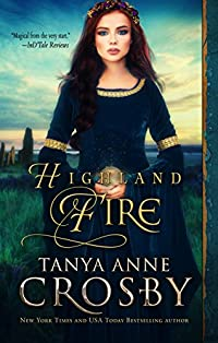 Highland Fire by Tanya Anne Crosby ebook deal