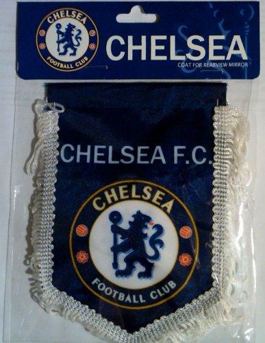 Chelsea Fc Badge Logo Football Soccer Pennant Banner (Football Chelsea Badge)