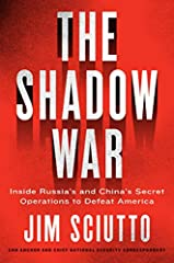 Are we losing a war few of us realize we're fighting?                        Jim Sciutto, CNN's Chief National Security Correspondent, reveals the invisible fronts that make up 21st century warfare, from disinformation campaig...