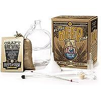 Craft A Brew BK-APA American Pale Ale Reusable Make Your Own Beer Kit – Starter Set 1 Gallon