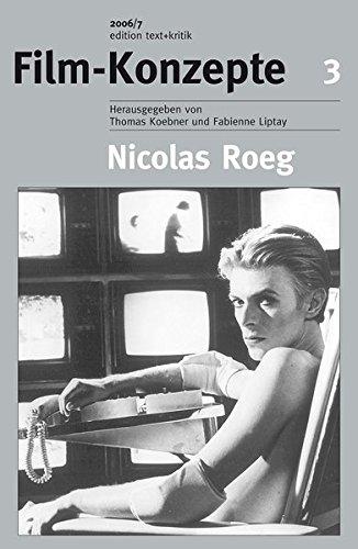 Nicolas Roeg (Film-Konzepte 3)