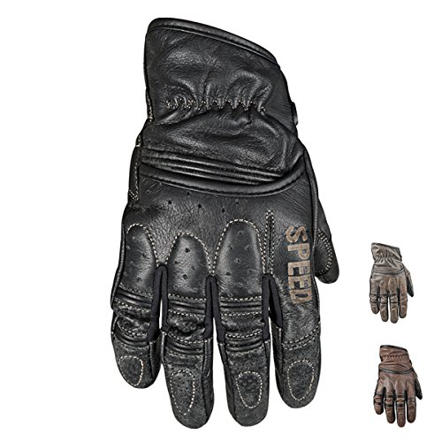 - Speed & Strength Rust and Redemption Gloves (Large) (Brown)