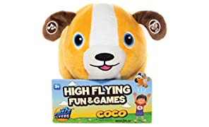 Talkin' Animals, Made To Get Kids Active With Games! Coco the Interactive Plush Dog!