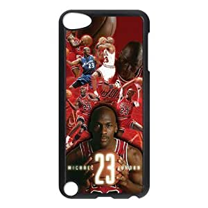 Custom High Quality WUCHAOGUI Phone case Super Star Michael Jordan Protective Case FOR Ipod Touch 5 - Case-11