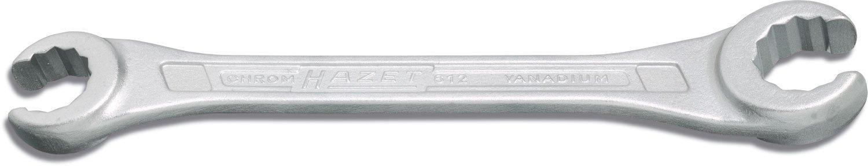 HAZET 612-8X10 Offener Doppelringschl/üssel