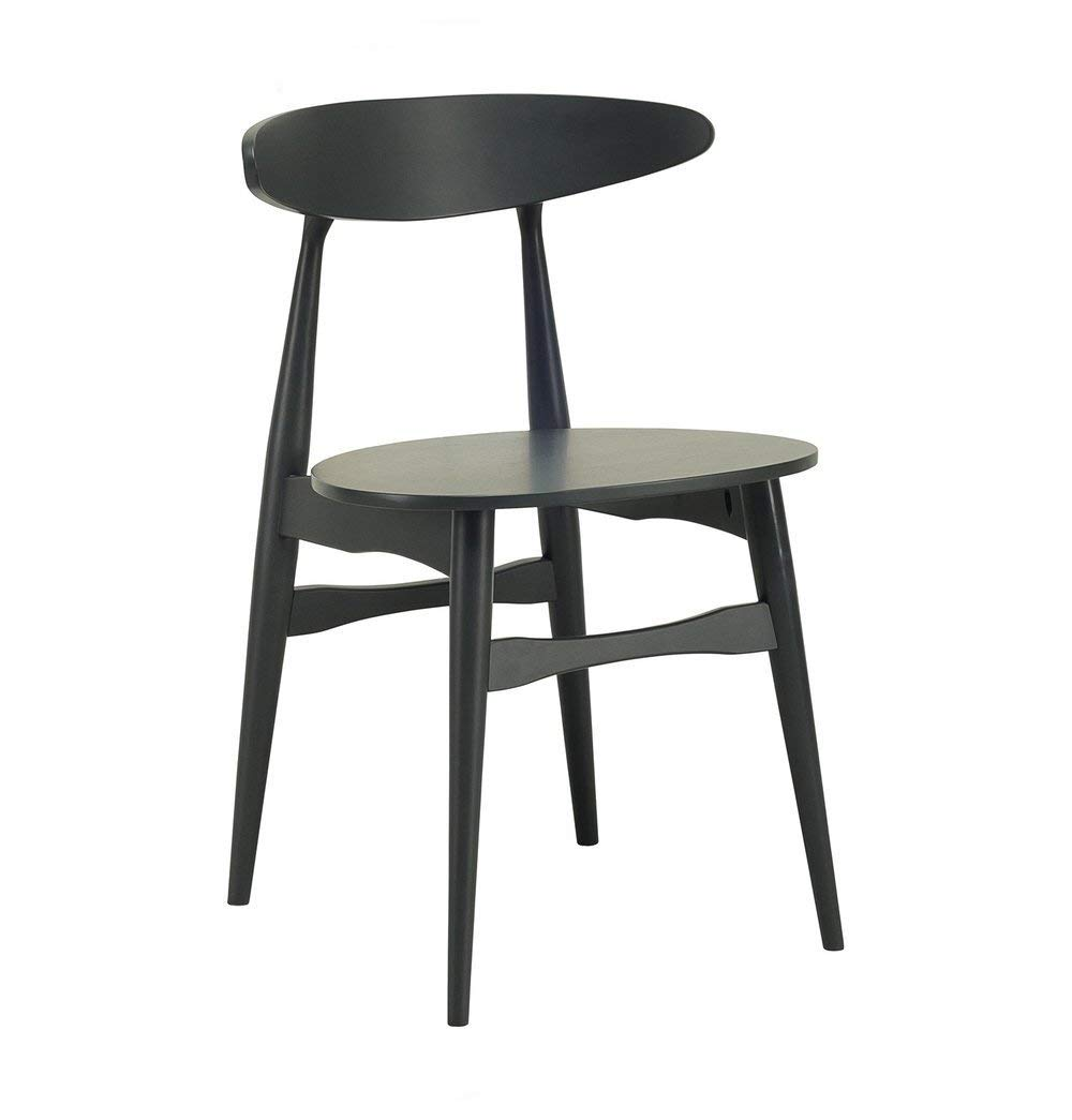Telyn Dining Chair, Charcoal Grey