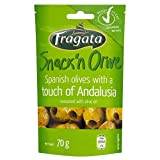 Fragata Andalusia Spanish Olives (70g) - Pack of 6