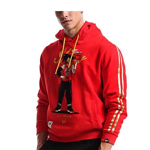 Harry Shops Halloween Seven Dragon Ball NBA-Red Costume Hoodie