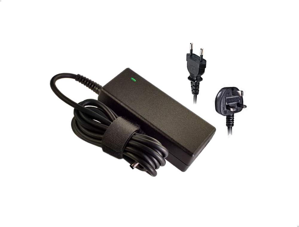 Compatble per Dell Latitude E7440 65w SLIM AC Adattatore Alimentatore Caricabatterie UK