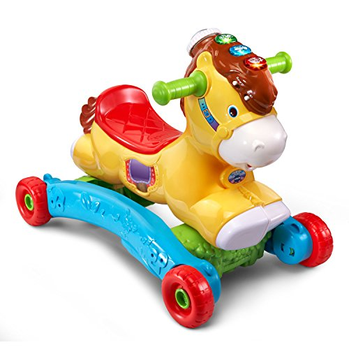 51cwAV%2Bnn4L - VTech Gallop and Rock Learning Pony (Frustration Free Packaging)