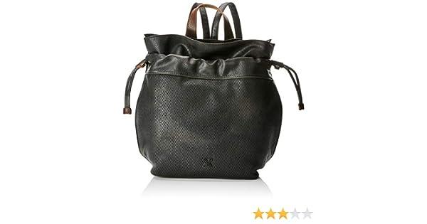 Munich Backpack Walked, Bolso Mochila para Mujer, 27x9x40 cm (W x H x L)