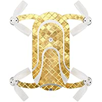 Skin For ZEROTECH Dobby Pocket Drone – Golden Locks | MightySkins Protective, Durable, and Unique Vinyl Decal wrap cover | Easy To Apply, Remove, and Change Styles | Made in the USA