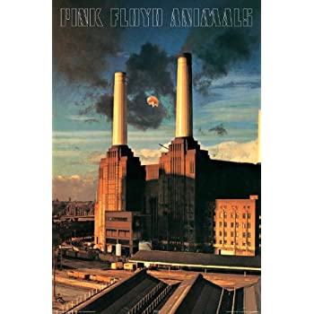 Nmr Aquarius Pink Floyd Animals Poster