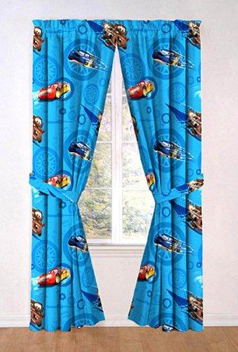 mcqueen curtain panels - 6