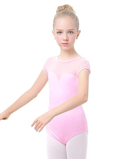 921c12da8fa4 Amazon.com  Toddler Girl s Ballet Outfit Red Leotards For Dancing ...