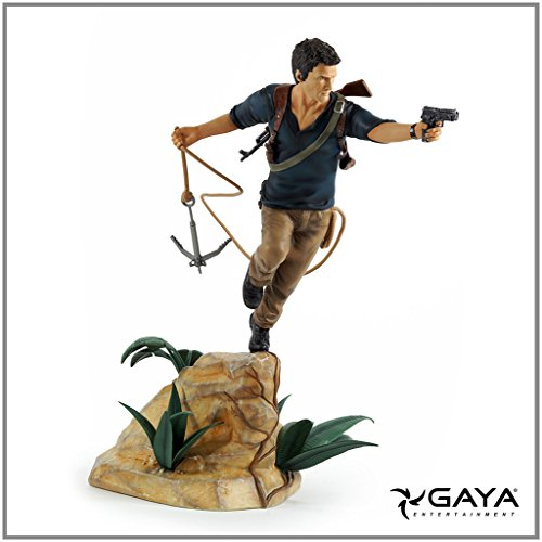 Gaya Entertainment Uncharted 4 A Thief's PVC Statue Nathan Drake 30 cm