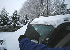 2011-2011 Jeep Grand Cherokee (Wk) Overland Custom-fit Snow Shade
