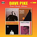 Four Classic Albums (It`S Time For Dave Pike / Pike`S Peak / Bossa Nova Carnival / Limbo Carnival)