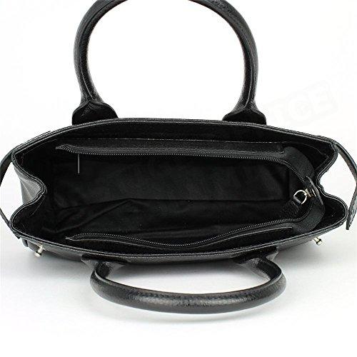 Volumica , Damen Tote-Tasche schwarz schwarz TU