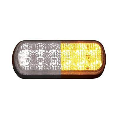 Buyers Products 8891602 Amber Strobe Light (5in): Automotive