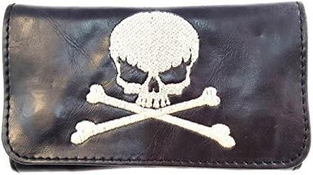Bolsa para tabaco de liar La Siesta Calavera pirata: Amazon.es: Salud y cuidado personal