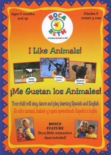 I Like Animals!/Me Gustan los Animales!