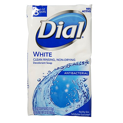 dial antibacterial soap white - 6