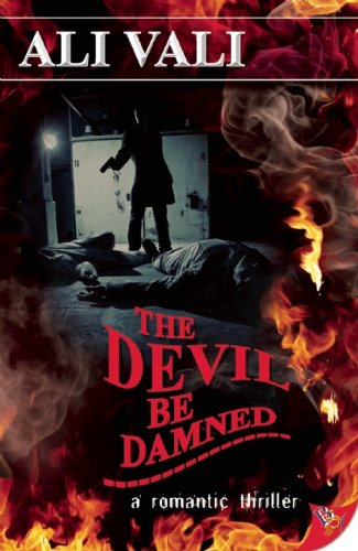 The Devil Be Damned (Cain Casey Series)
