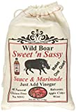 Wild Boar Wild Boar Sweet n Sassy Sauce, 4 Ounce