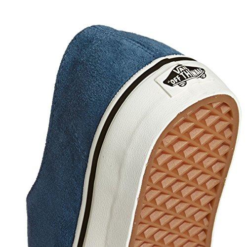 Decon Authentic Mixte Blue Vans U pig De blanc Blanc Adulte Baskets Suede Basses Ashes qCxwE5wgWp
