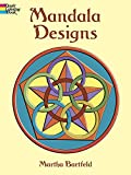 img - for Dover Publications Book, Mandala Designs (Dover Design Coloring Books) book / textbook / text book