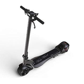 KY&cL Scooter eléctrico de la Rueda de Widewheel-Vespa ...