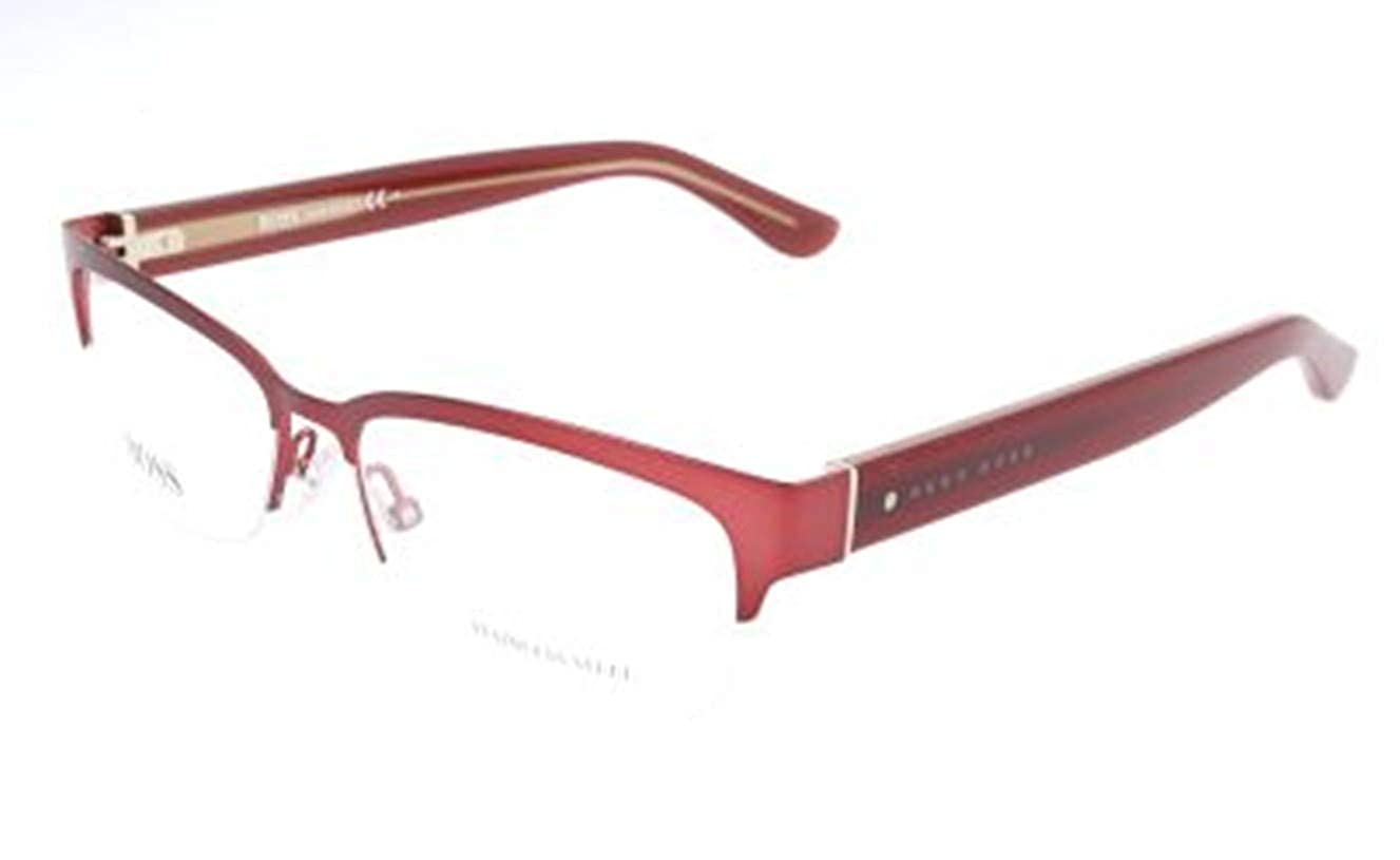 Hugo Boss Women's Hugo orange Brille Optical Frames, Red (red), 53.0