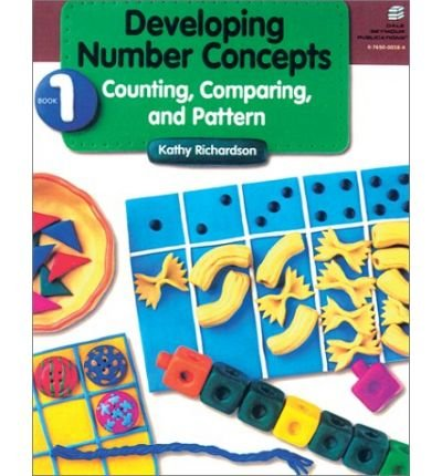 Developing Number Concepts, Book 1: Counting, Comparing, and Pattern