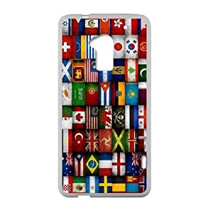 Global Country National Flags Personalized Custom Case For HTC One Max
